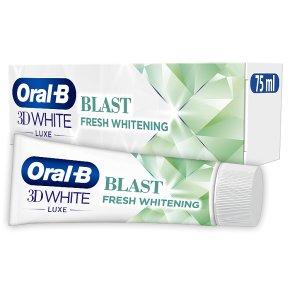Oral-B 3D White Luxe Blast Toothpaste