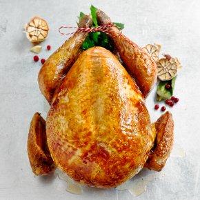 No.1 Large Free Range Dry Aged Bronze Whole Turkey