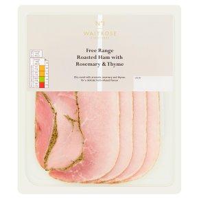 No.1 Free Range Roasted Ham with Rosemary & Thyme