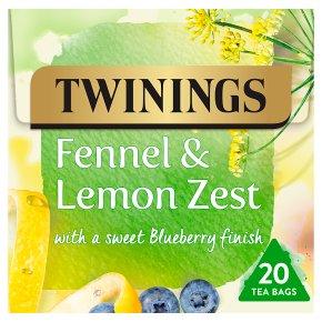Twinings Fennel & Lemon Zest 20 Tea Bags