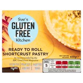 Gluten Free Kitchen Ready To Roll Shortcrust Pastry