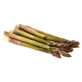 British Bunched Asparagus