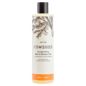 Cowshed Active Bath & Shower Gel