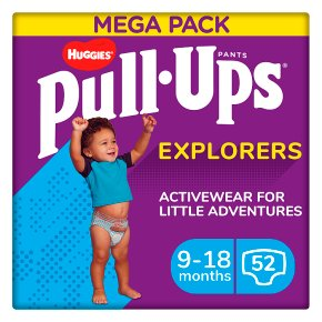Huggies Pull-Ups Explorers Boy