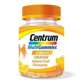 Centrum MultiGummies Adult Orange