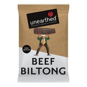 Unearthed Biltong Beef