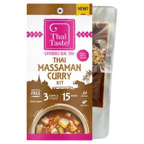 Thai Taste Thai Massaman Curry Kit