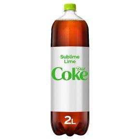 Diet Coke Sublime Lime