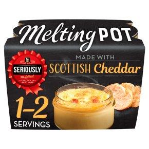 Seriously Scottish Cheddar Melting Pot