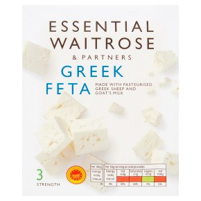 Essential Greek Feta Strength 3