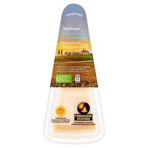 Waitrose Parmigiano Reggiano cheese