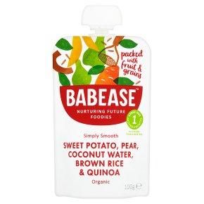 Babease Sweet Potato Pear & Quinoa
