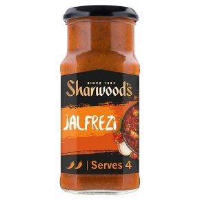 Sharwood's Jalfrezi Curry Sauce