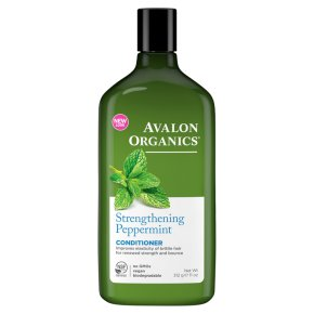 Avalon Organics peppermint condition