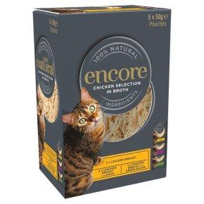 Encore Cat Chicken Selection Pouches