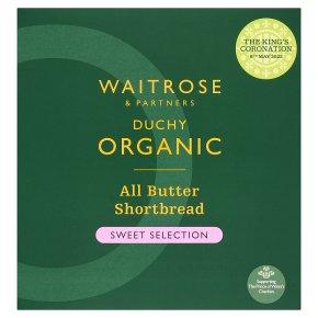 Waitrose DOrg All Butter Shortbread