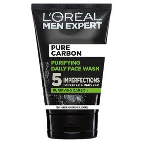 Men Expert Pure Charcoal Face Wash