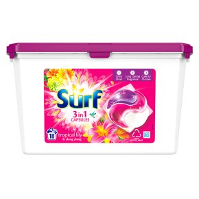 Surf 18 Tropical Lily Capsules