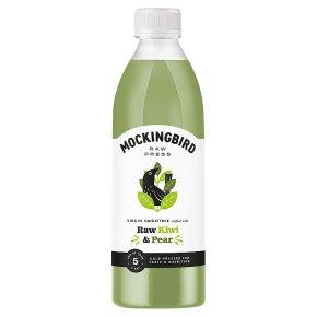 Mockingbird Raw Kiwi & Pear Smoothie