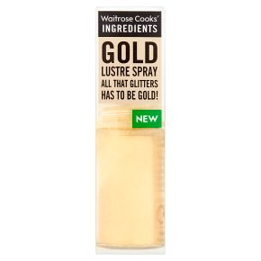 Cooks' Ingredients Gold Lustre Spray