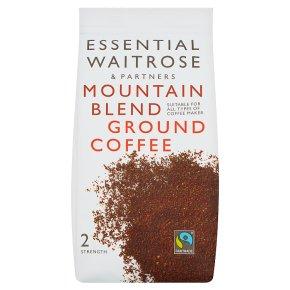Essential Mountain Blend Ground Coffee