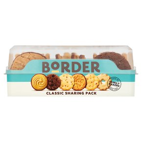 Border Biscuit Sharing Pack