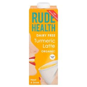 Rude Health Dairy Free Organic Turmeric Latte