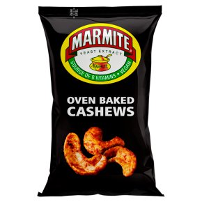 Marmite Cashews