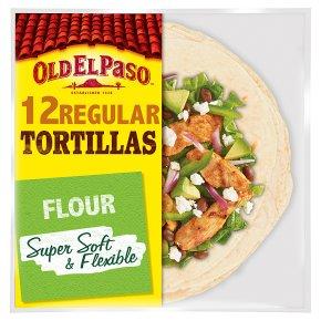 Old El Paso 12 Soft Flour Tortillas