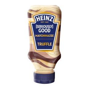 Heinz Seriously Good Truffle Mayonnaise