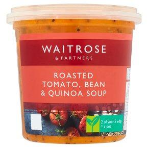 Waitrose Tomato, Bean & Quinoa Soup