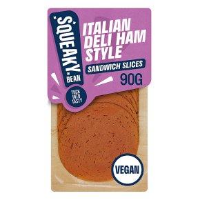 Squeaky Bean Ham Style Slices