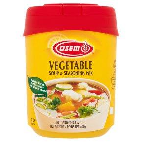 Osem vegetable soup & seasoning mix