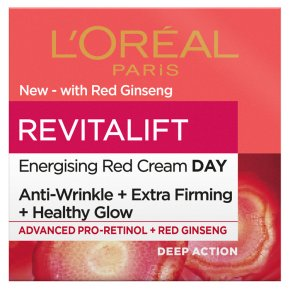 L'Oréal Revitalift with Ginseng