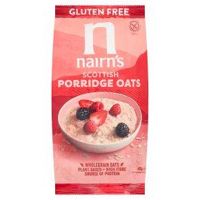 Nairn's gluten free porridge oats