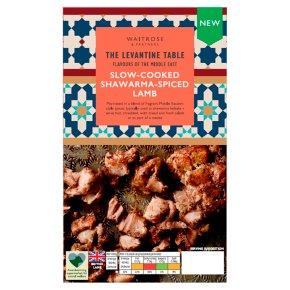Levantine Table Slow Cooked Shawarma Lamb