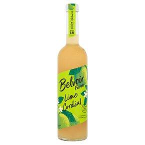 Belvoir Lime Cordial