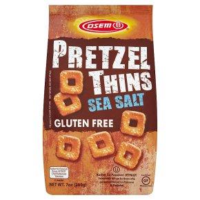 Osem Pretzel Thins Sea Salt