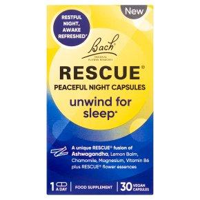 Rescue Peaceful Night Capsules