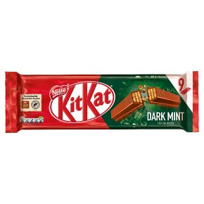 KitKat Dark Mint 2 Fingers
