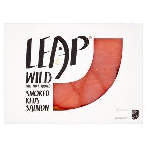 Leap Wild Alaskan Smoked Keta