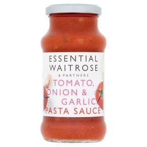 Essential Tomato, Onion & Garlic Pasta Sauce