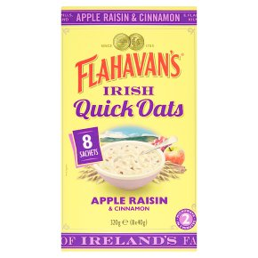 Flahavan's Quick Oats Apple Raisin & Cinnamon