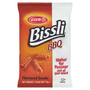 Osem Bissli Barbecue Flavour Party Snack
