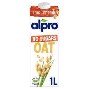 Alpro Oat No Sugars Long Life Drink