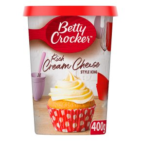 Betty Crocker Rich Cream Cheese Style Icing