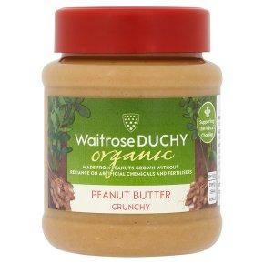 Duchy Organic Thick & Crunchy Peanut Butter