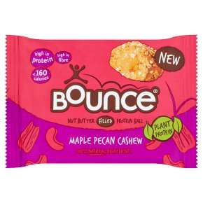 Bounce Maple Pecan Plant Protein Ball