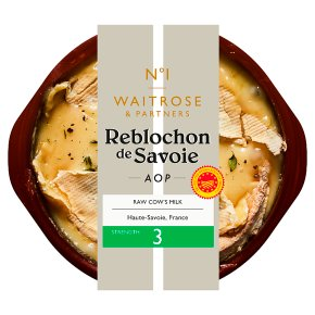 Waitrose No1 Baking Reblochon Savoie S3