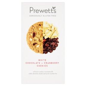 Prewetts White Chocolate Cookies